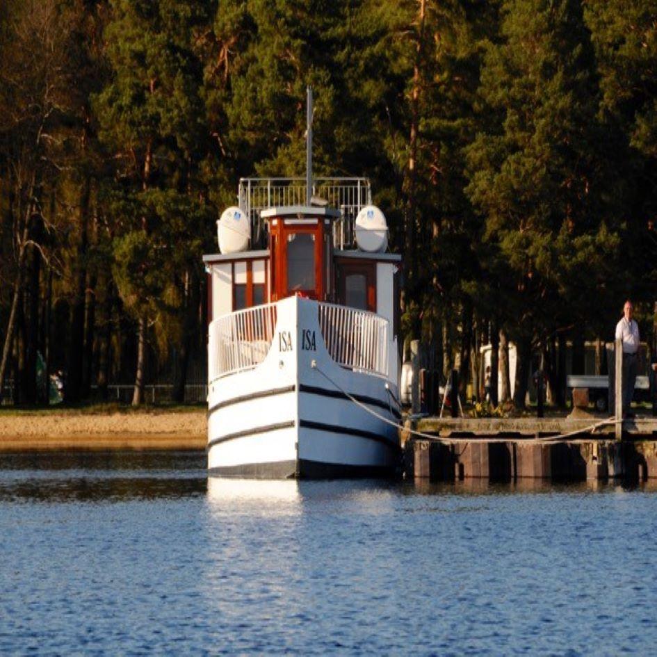 Båt ISA