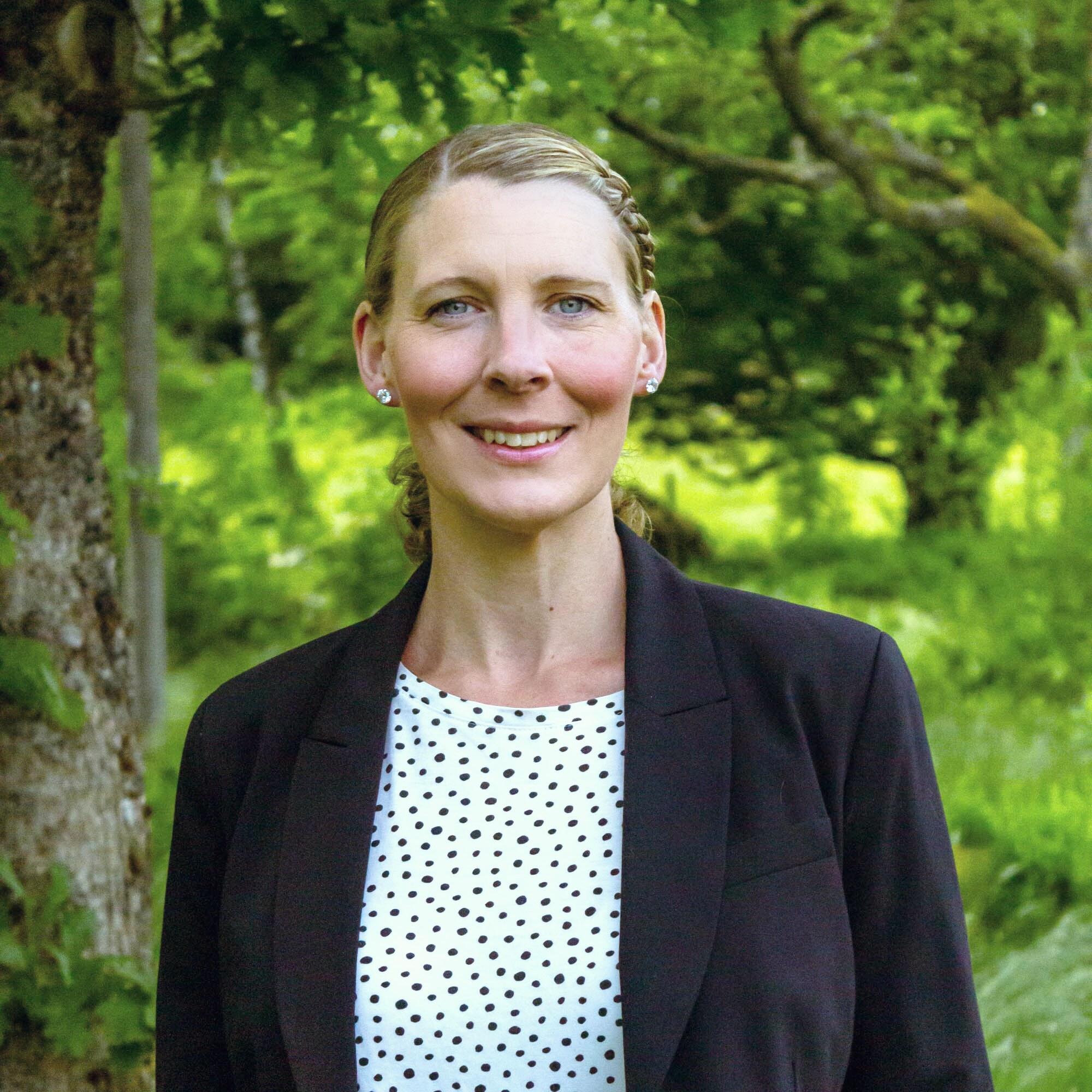 Madelene Wahlström Projekthandläggare på Lokalt Ledd Utveckling Halland