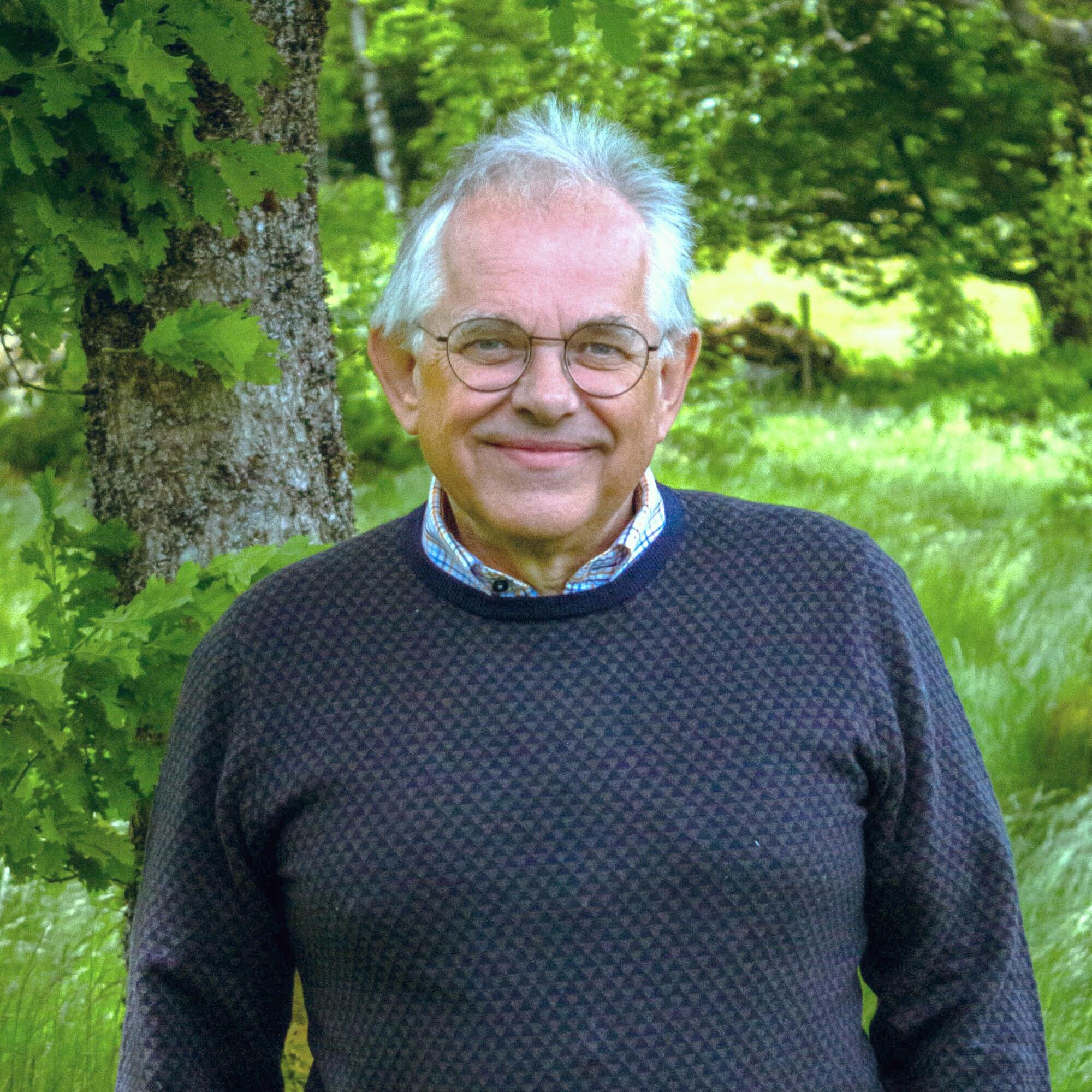 Sven-Anders Svensson, projekthandläggare på Lokalt Ledd Utveckling Halland.