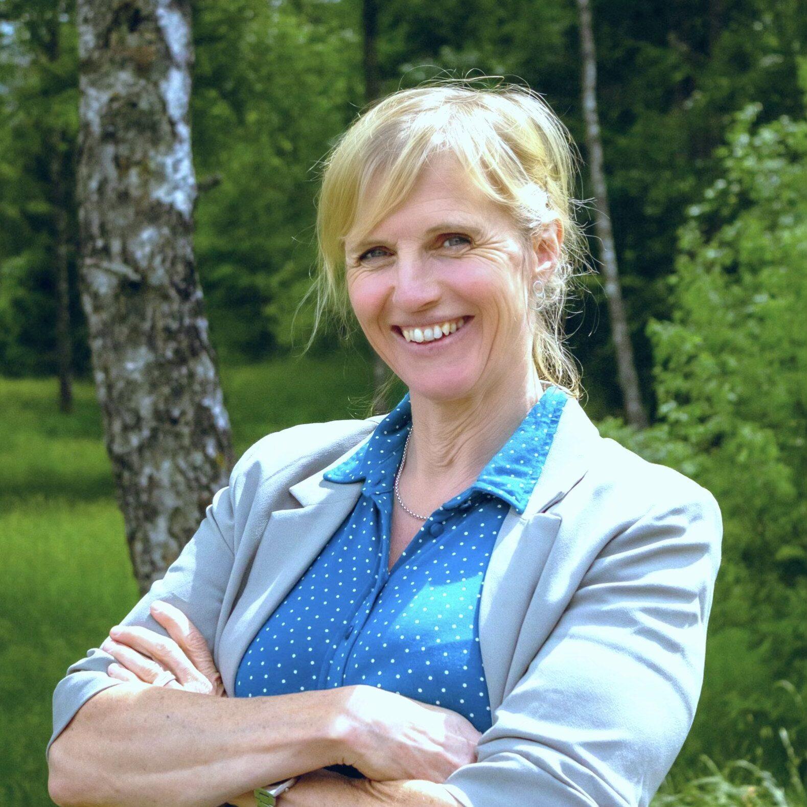 Marion Eckardt Verksamhetsledare Lokalt Ledd Utveckling Halland