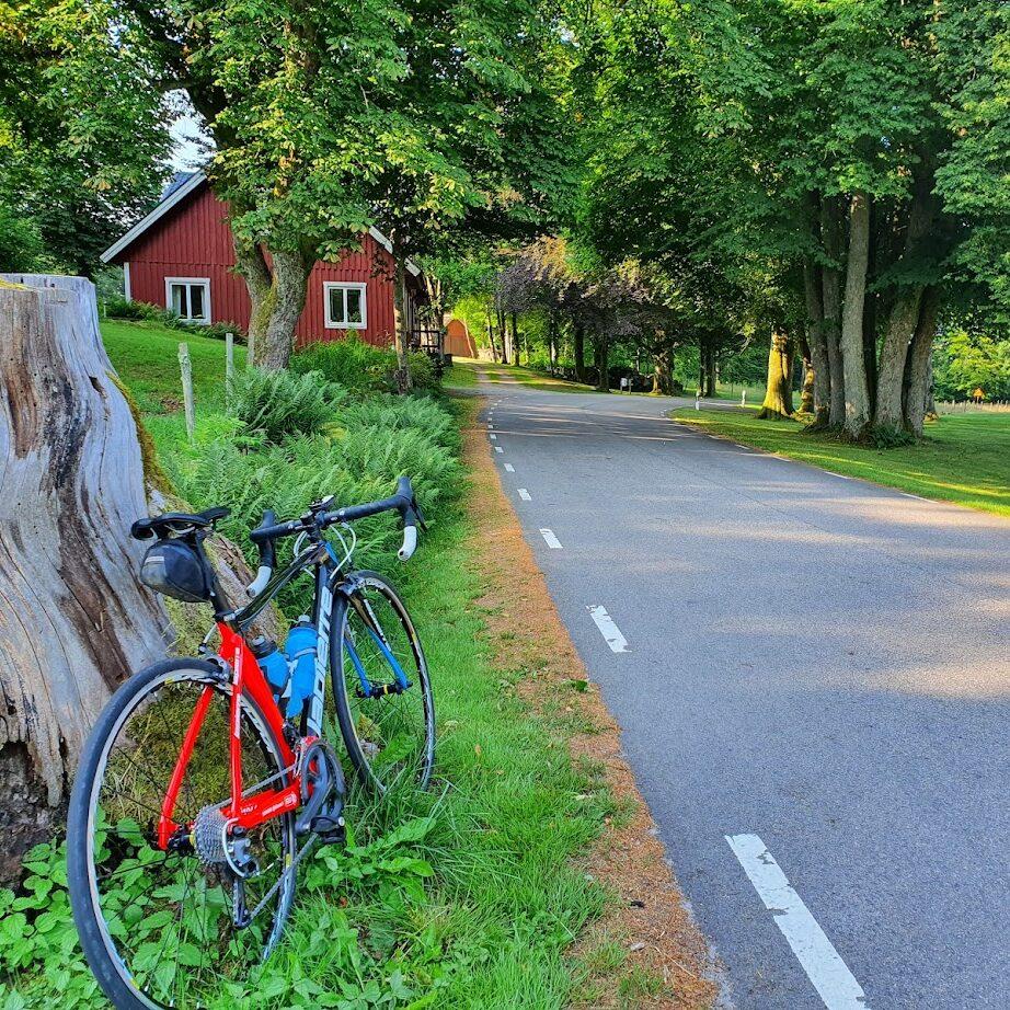 Cykla på landsbygden – hållbar cykelturism